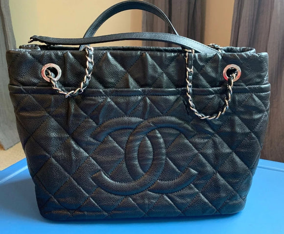 CHANEL Timeless Soft Shopper Tote