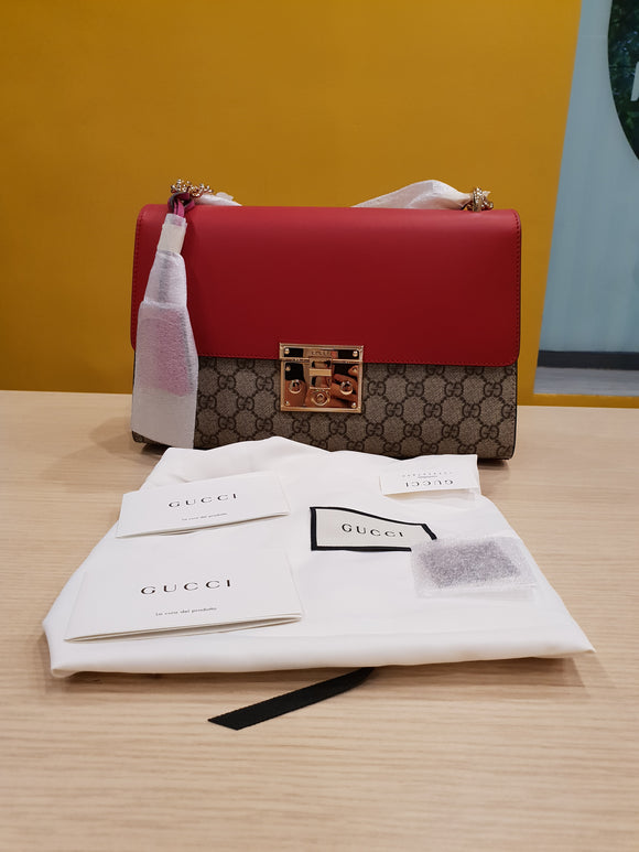 Gucci Medium Padlock bag
