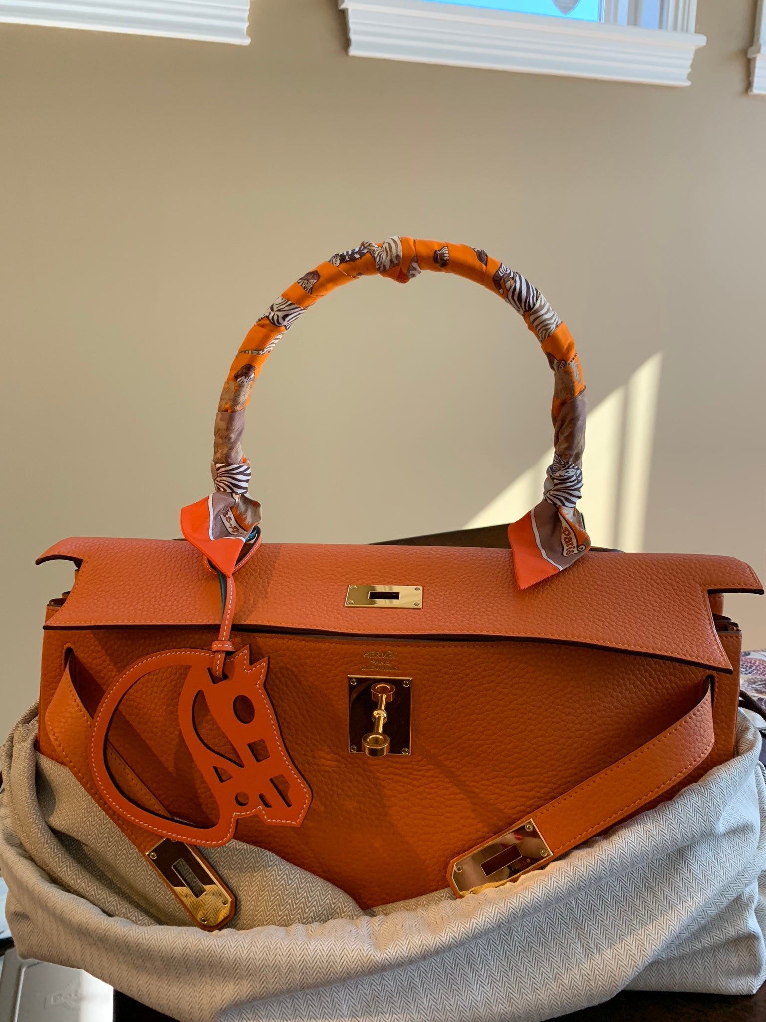 Hermes Kelly 42 bag