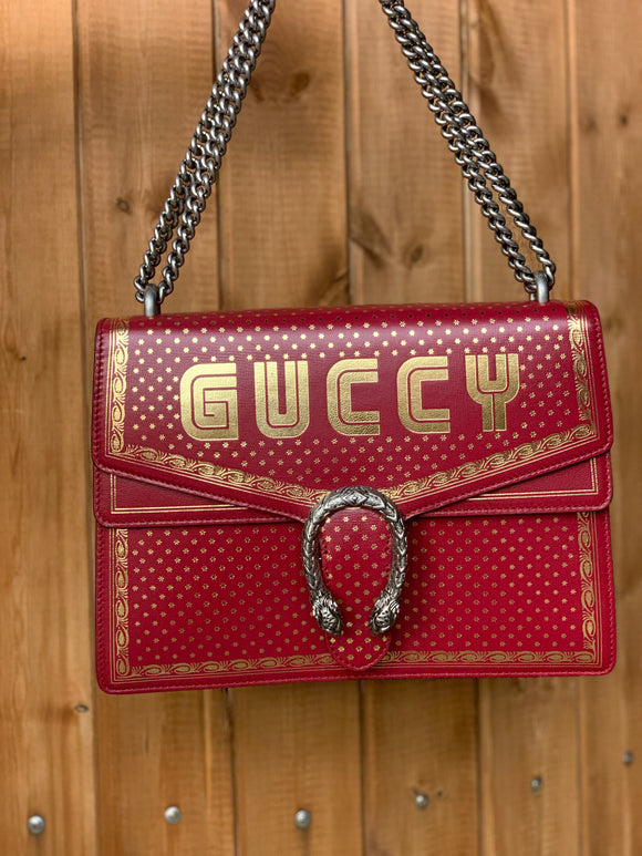 Gucci Guccy Medium Dionysus bag