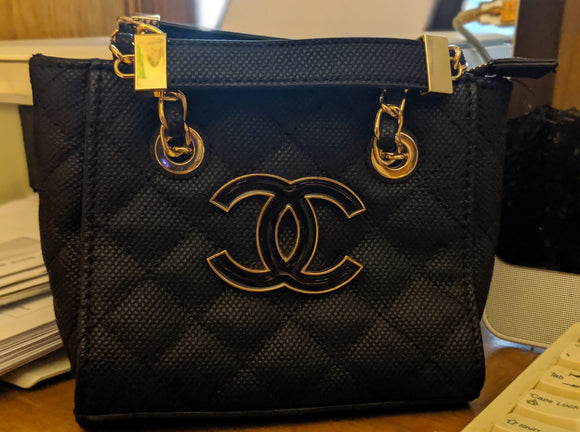 Chanel Small CC Totebag