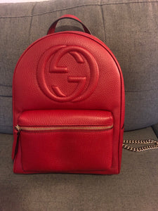 Gucci Soho Backpack