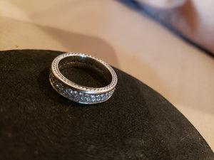 David Yurman Streamline Pave Diamond ring