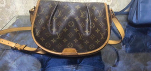 Louis Vuitton Menilmontant PM bag