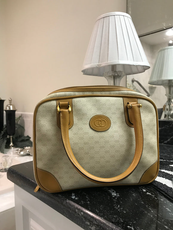Gucci Vintage Dome bag