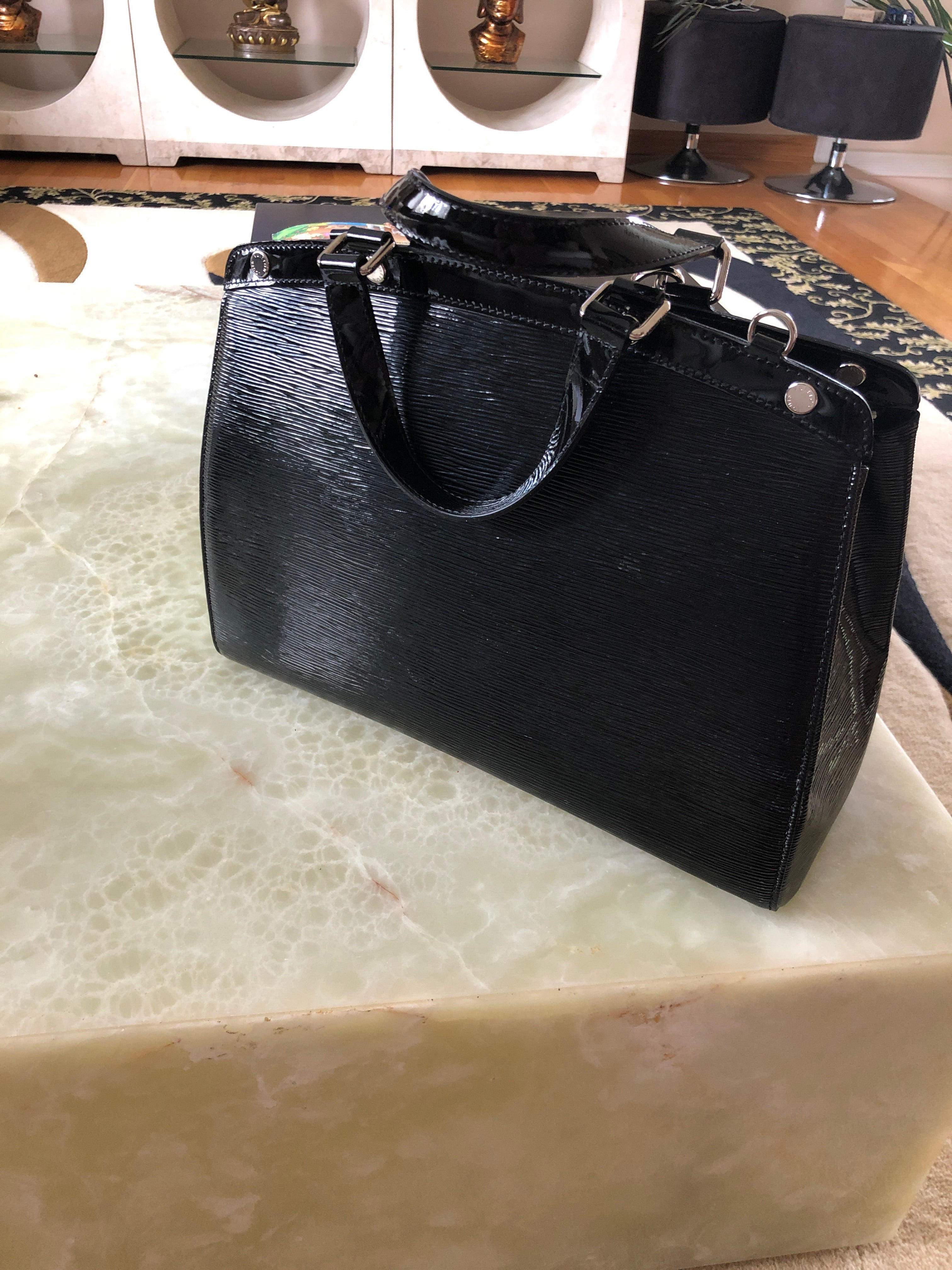 Louis Vuitton Brea MM bag