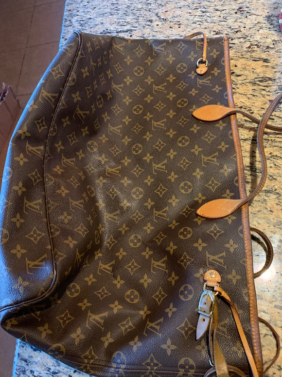 Louis Vuitton Monogram Neverfull GM Tote bag