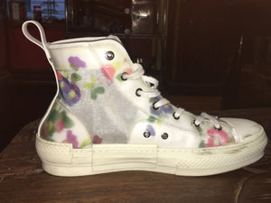 Dior Flower B23 Hightop sneakers