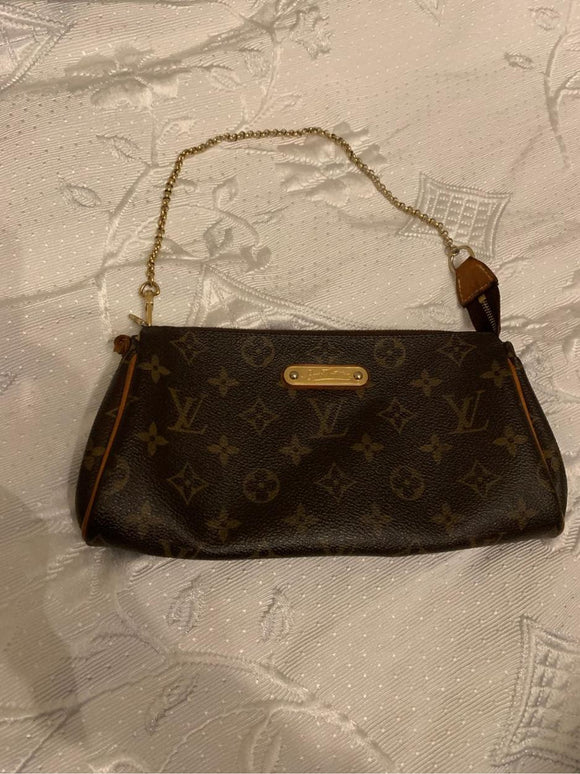 Louis vuitton Eva clutch bag- No strap