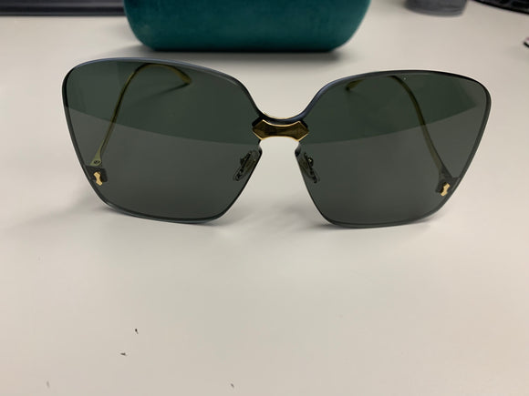 Gucci Rimless sunglasses