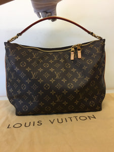 Louis Vuitton Sully MM bag