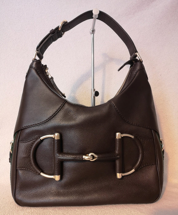 Gucci Horsebit Heritage Hobo bag