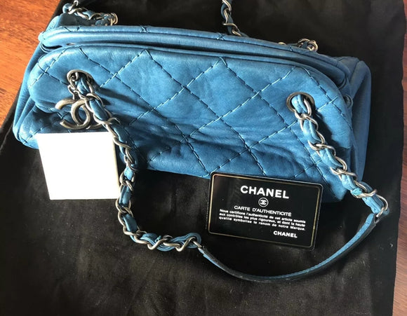 Chanel Just Mademoiselle Bowler bag