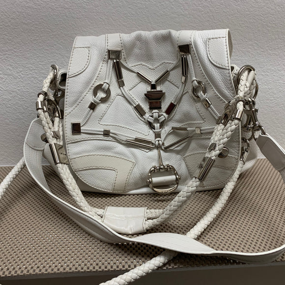 Gucci Techno Horsebit bag