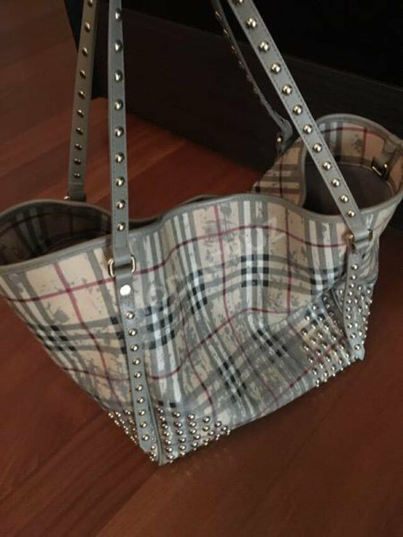 Burberry Paint Splatter Tote bag