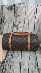 Louis Vuitton Papillon 26 bag