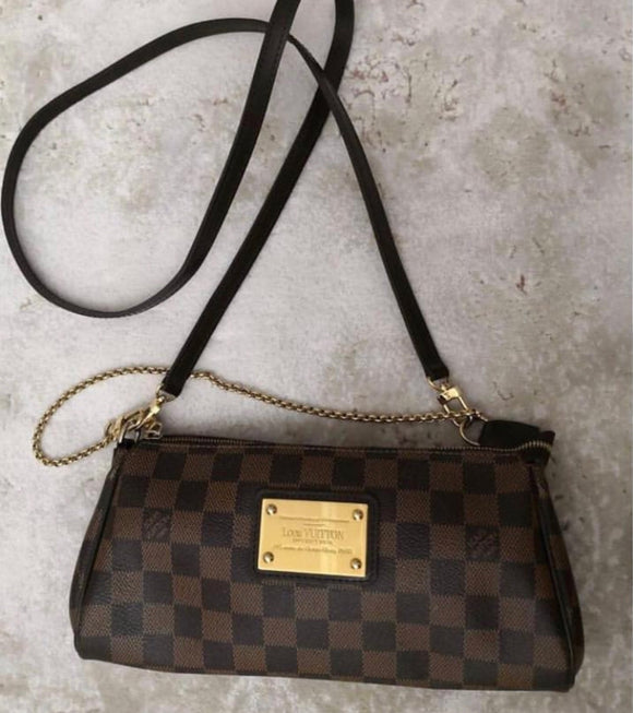 Louis Vuitton Eva Clutch bag