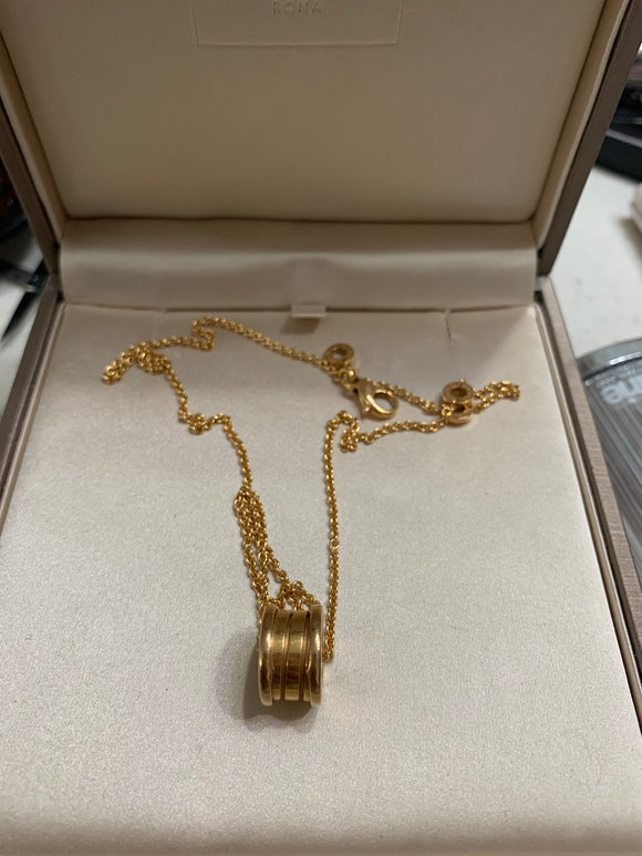 Bvlgari B.Zero necklace