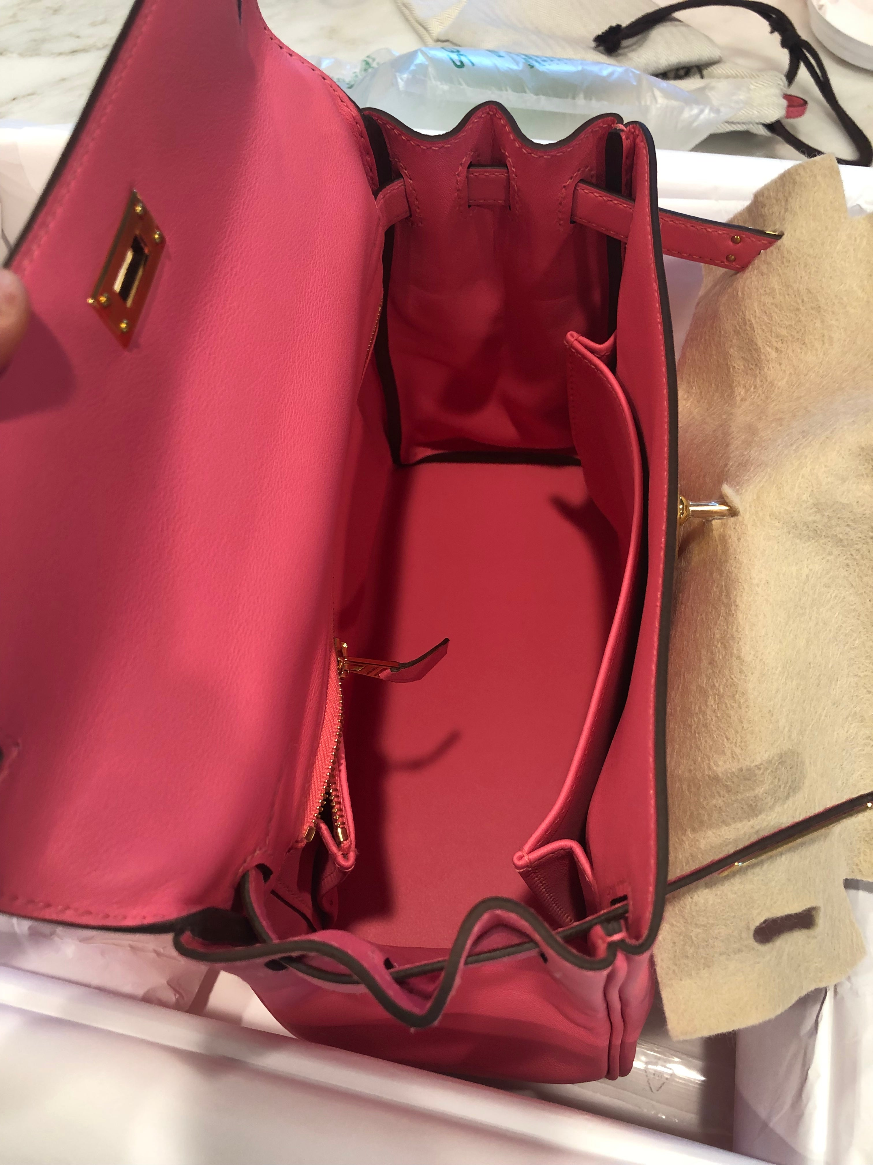 Hermes Kelly 25 bag