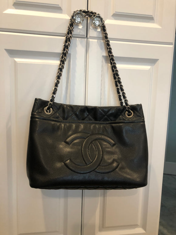 Chanel CC Chain Tote bag