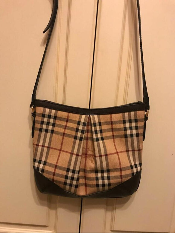 Burberry Check Crossbody