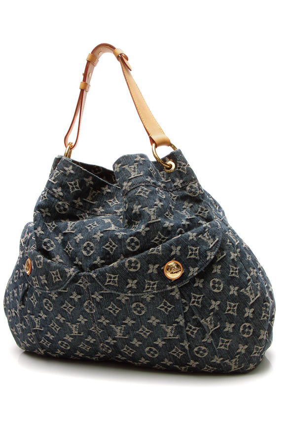 Louis Vuitton Daily GM Bag - Monogram Denim