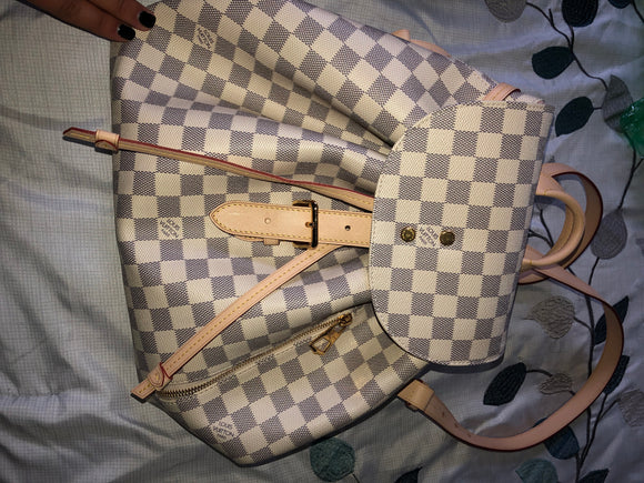 Louis Vuitton Sperone backpack