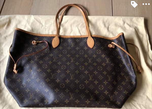 Louis Vuitton Monogram Neverfull GM bag