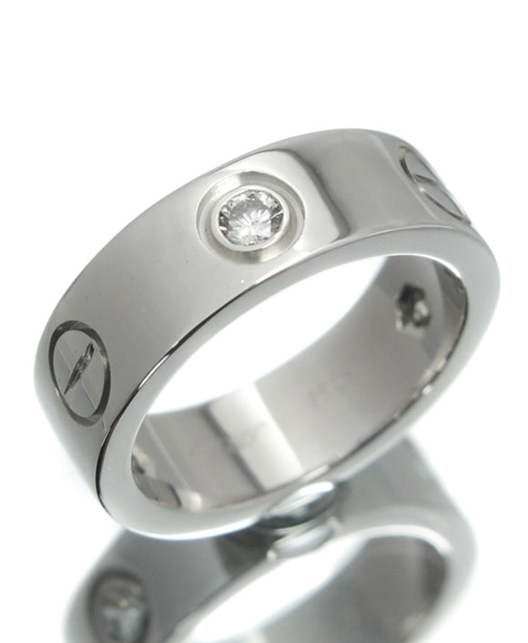 Cartier One Diamond Love ring