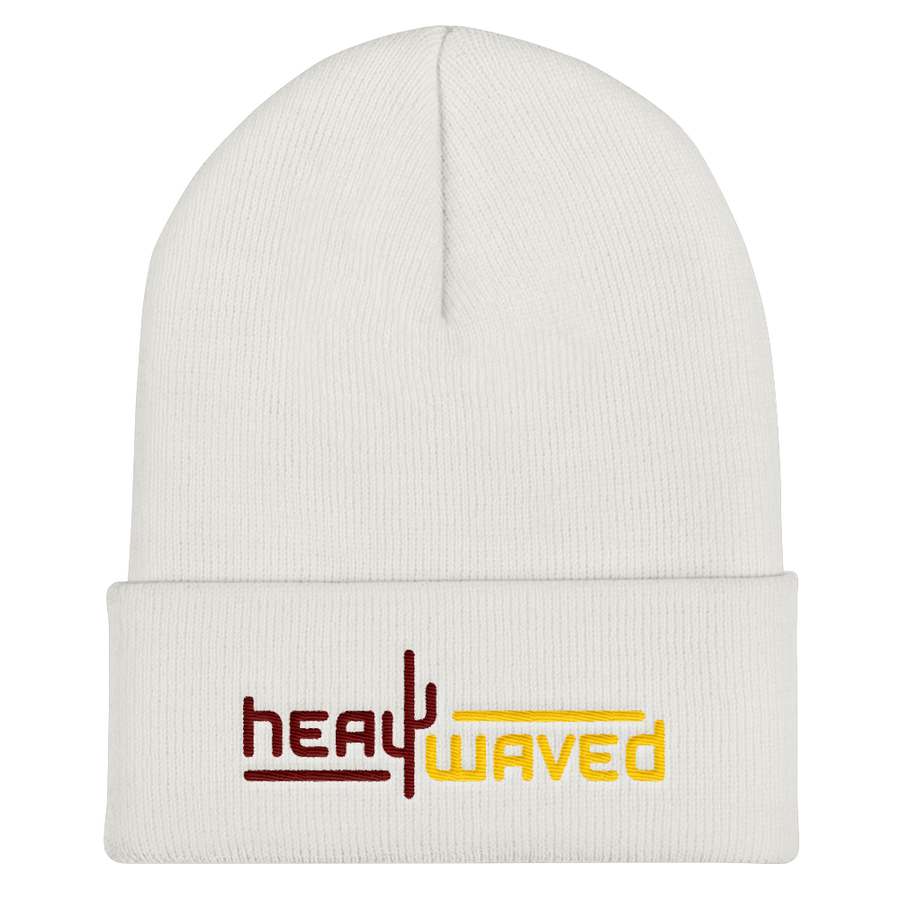 Heat Waved Cuffed Beanie
