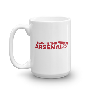 Pain in the Arsenal Mug