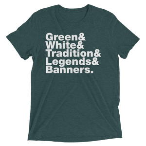 Boston Basketball Traditions Short sleeve t-shirt