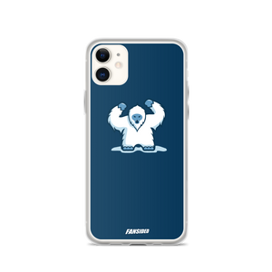 FanSided Everest the Yeti iPhone Case