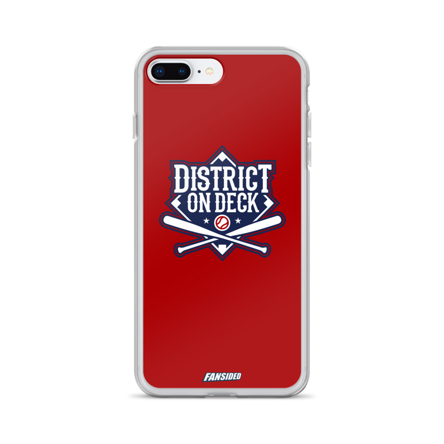 District on Deck iPhone Case