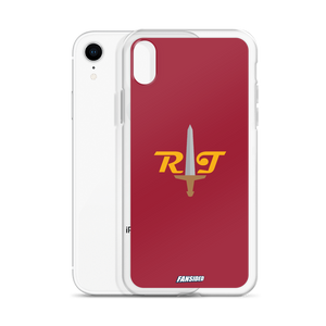 Reign of Troy iPhone Case