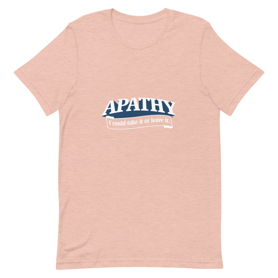 Apathy Short-Sleeve Unisex T-Shirt