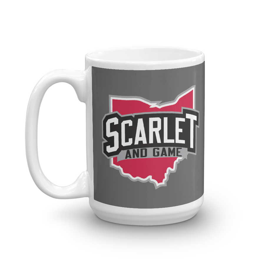 Scarlet and Game Mug