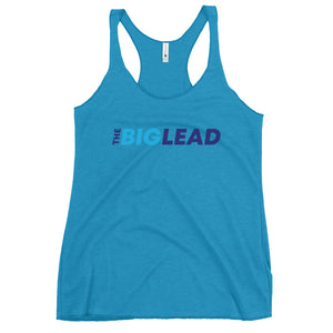 The Big Lead Women's Racerback Tank