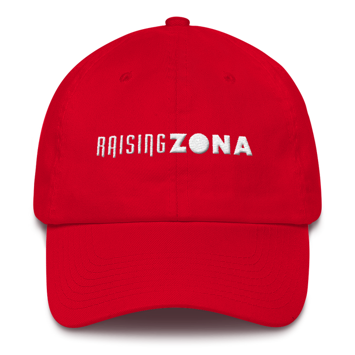 Raising Zona Cotton Cap