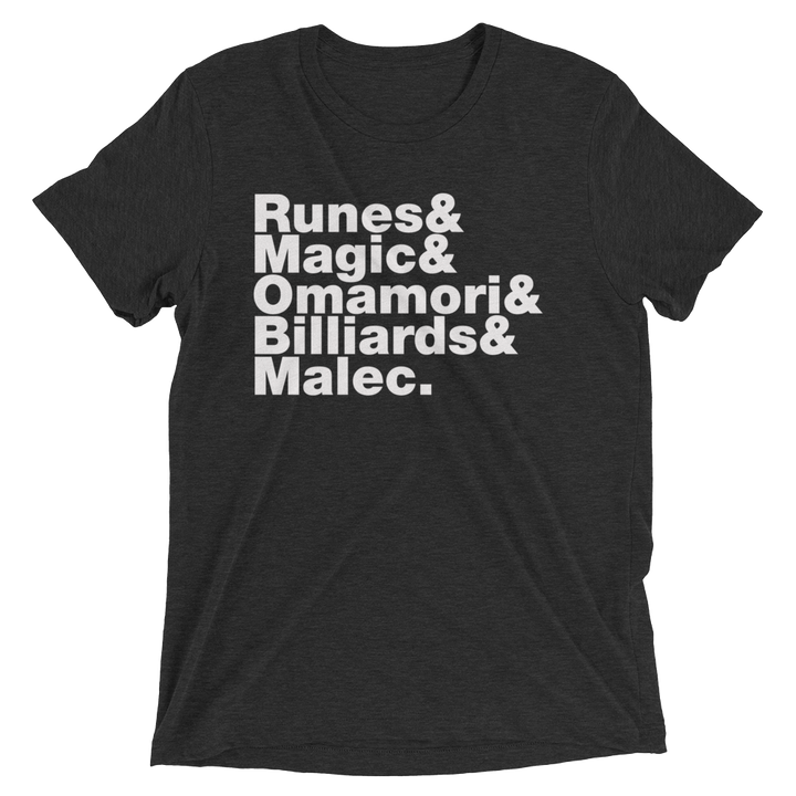 Runes & Magic Short Sleeve T-Shirt