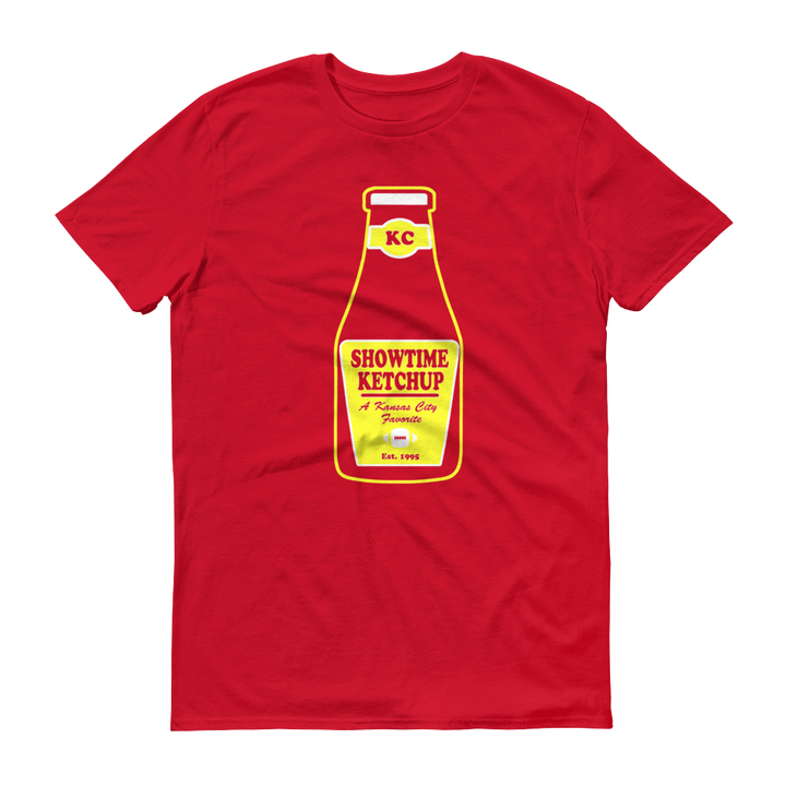 Showtime Ketchup Short-Sleeve T-Shirt