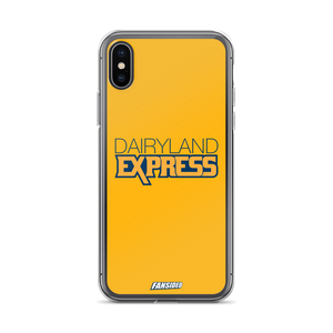 Dairyland Express iPhone Case