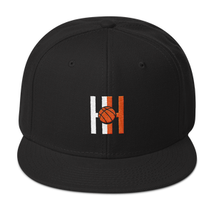 Hoops Habit Snapback Hat