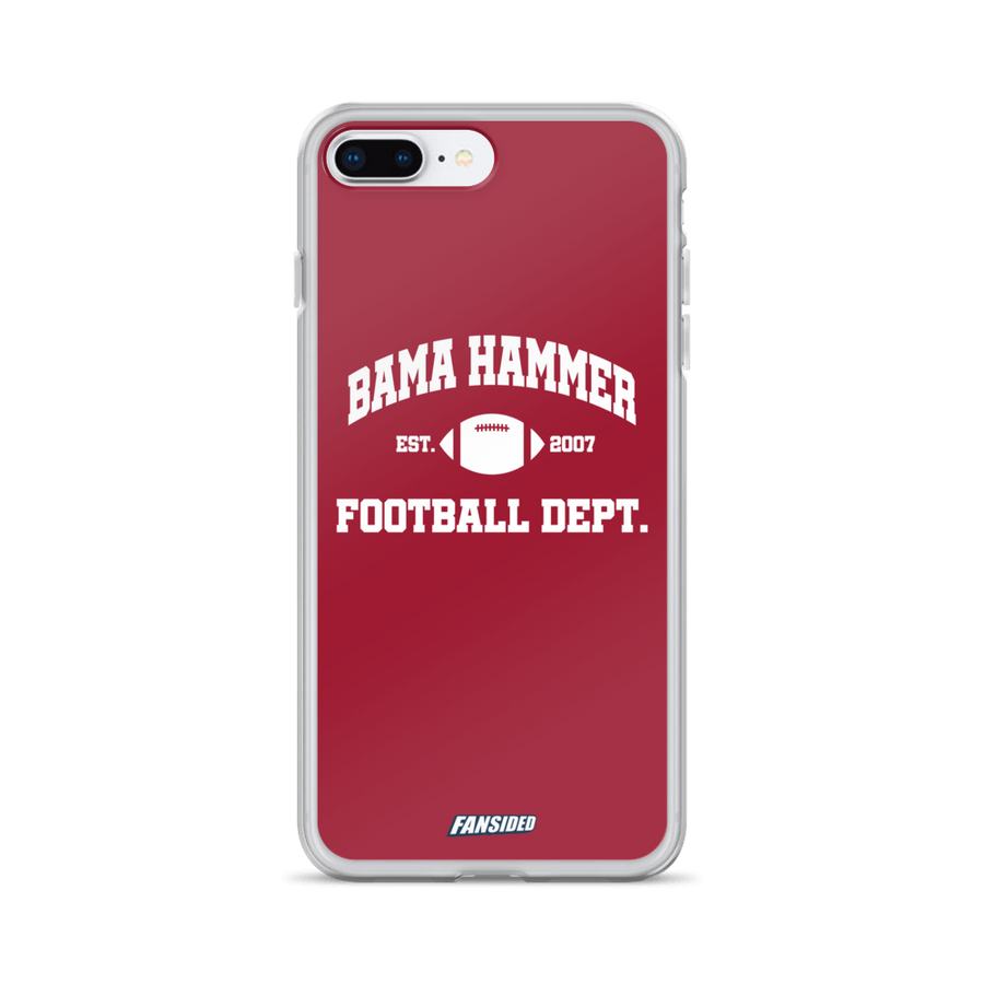 Bama Hammer iPhone Case
