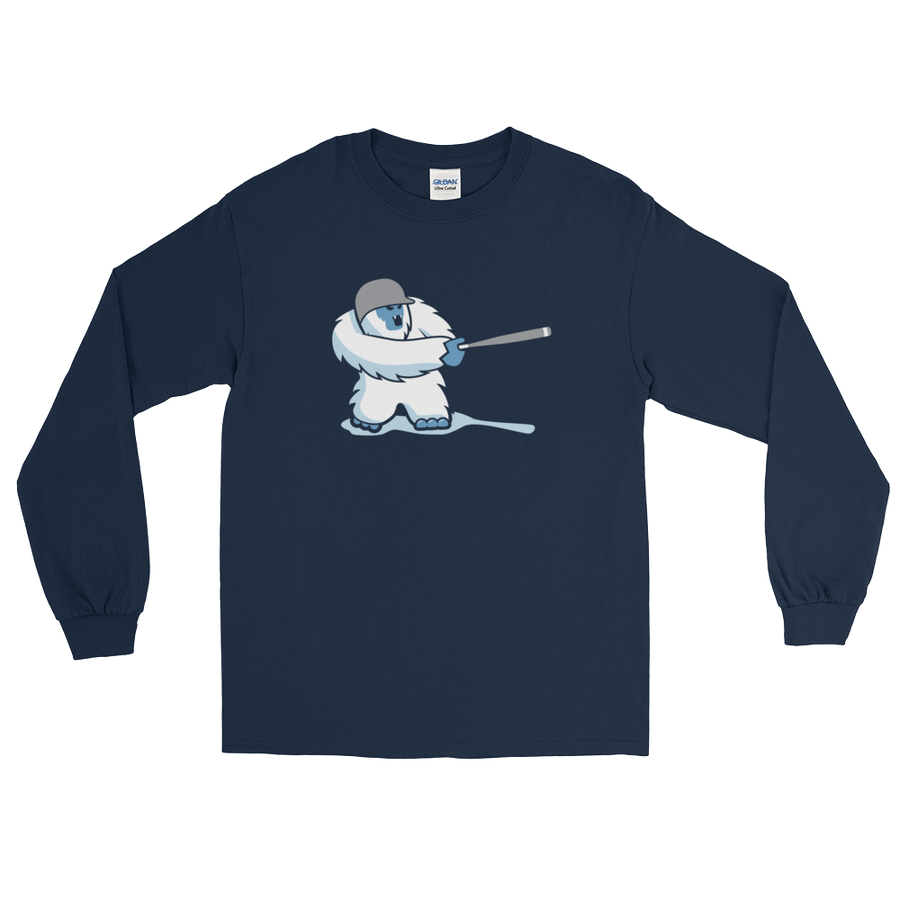 Baseball Everest Long Sleeve T-Shirt