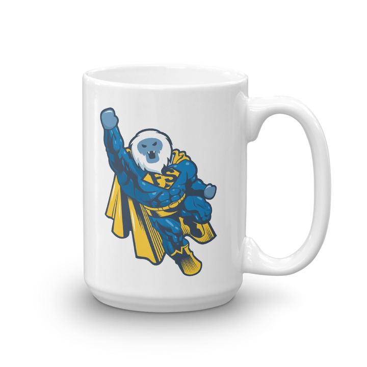 Superhero Everest Mug