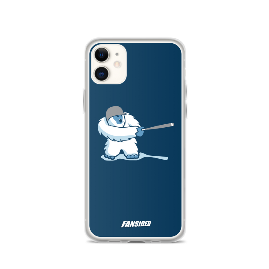 Baseball Everest iPhone Case