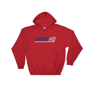 GMEN HQ Hooded Sweatshirt
