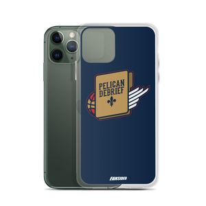 New Orleans Basketball iPhone Case