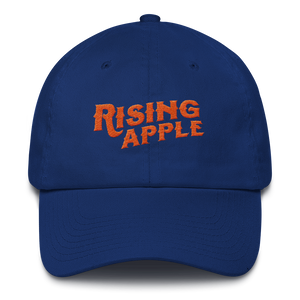 Rising Apple Cotton Cap